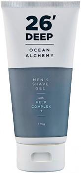 26-Deep-Mens-Shave-Gel-175g on sale
