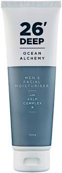 26-Deep-Mens-Facial-Moisturiser-100g on sale