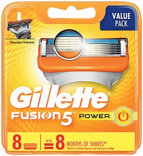 Gillette-Fusion-Power-Refill-Blades-8-Pack on sale