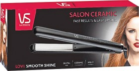 VS-Sassoon-Salon-Ceramic-Hair-Straightener-1ea on sale