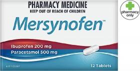 Mersynofen-12-Tablets on sale