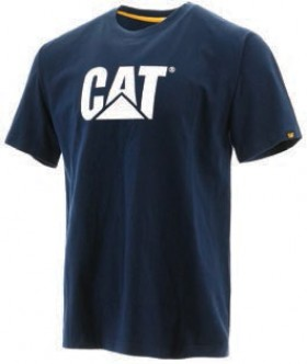 CAT-Trademark-SS-T-Shirt on sale