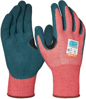 Blue-Rapta-RaptaFlex-Gecko-X5-Cut-Resistant-Latex-Foam-Palm-Gloves on sale