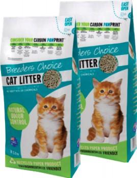 Breeders-Choice-Cat-Litter-30L on sale