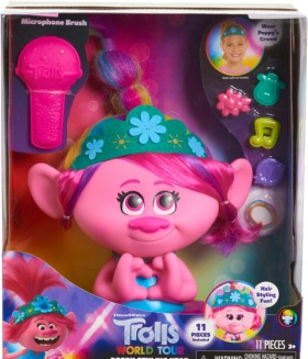 Trolls-World-Tour-Poppy-Styling-Head on sale