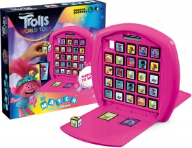 Trolls-World-Tour-Match-Board-Game on sale