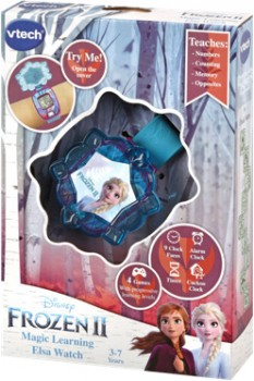 Vtech-Assorted-Disney-Frozen-Learning-Watches on sale