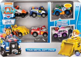 Paw-Patrol-True-Metal-Classic-Gift-Pack on sale