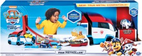Paw-Patrol-Paw-Patroller-Die-Cast-Carrier-and-Launcher on sale