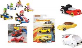 Hot-Wheels-Matchbox-Premium-Cars on sale