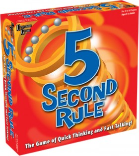 5-Second-Rule-Game on sale