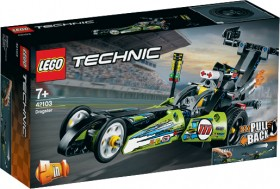LEGO-Technic-Dragster-42103 on sale