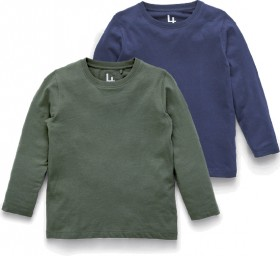Brilliant-Basics-Kids-Plain-Tees on sale
