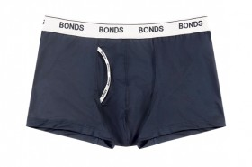 Bonds-Mens-Guyfront-Trunk-Charcoal on sale