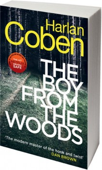 NEW-The-Boy-from-the-Woods on sale