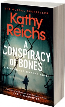 NEW-A-Conspiracy-of-Bones on sale