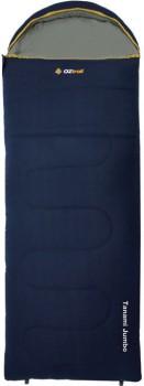 OZtrail-Tanami-Jumbo-Hooded-Sleeping-Bag on sale