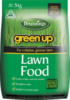 Brunnings-Green-Up-Lawn-Food-5kg on sale
