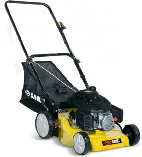 Sanli-4-Stroke-Cut-and-Catch-Lawn-Mower on sale