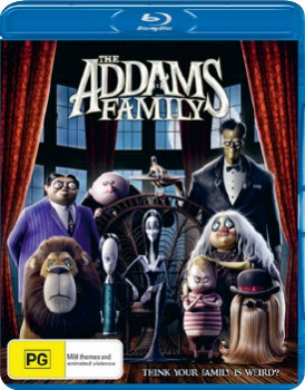 NEW-The-Addams-Family-Blu-Ray on sale