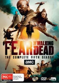 NEW-Fear-The-Walking-Dead-Season-5-DVD on sale