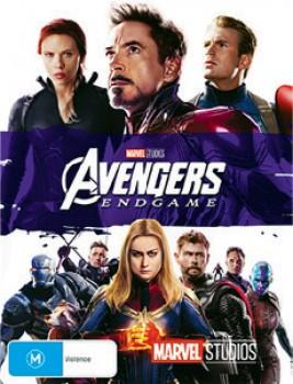 Avengers-Endgame-DVD on sale