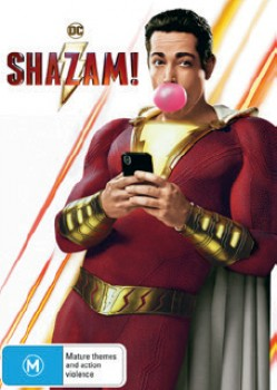 Shazam-DVD on sale