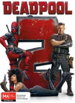 Deadpool-2-DVD on sale