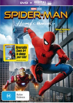Spider-Man-Homecoming-DVD on sale