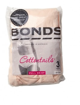 Bonds-3-Pack-Womens-Cottontails-Briefs-Nude on sale
