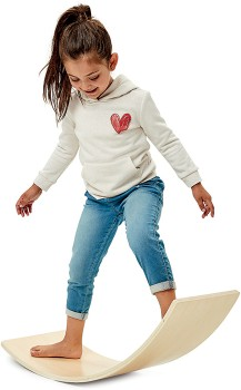 NEW-Wooden-Balance-Board on sale