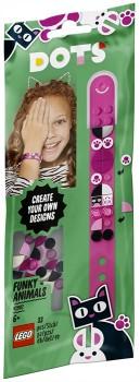 NEW-LEGO-Dots-Funky-Animals-Bracelet-Kit-41901 on sale