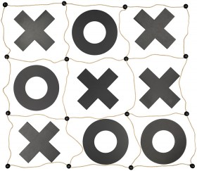 Wooden-Noughts-and-Crosses on sale