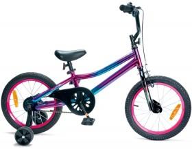40cm-16-Pink-Oil-Slick-Finish-Bike on sale