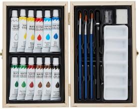 Watercolour-Paint-Box-Set on sale