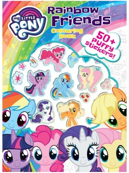 My-Little-Pony-Rainbow-Friends-Colouring-Book on sale