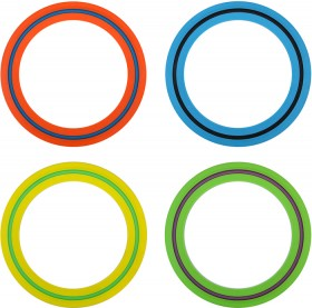 Assorted-Flying-Ring on sale