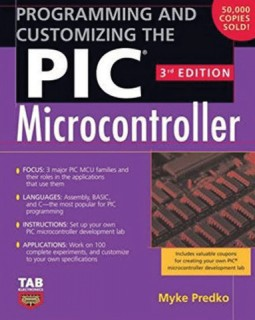 Programming-Customising-the-PIC-Microcontroller-Book on sale