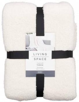 Living-Space-Eddy-Throw on sale