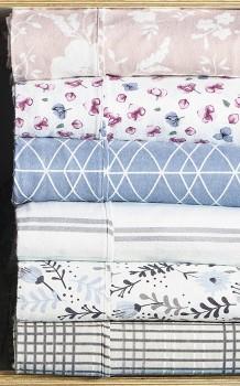 Koo-Printed-Flannelette-Sheet-Sets on sale