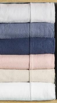 Koo-Plain-Flannelette-Sheet-Sets on sale