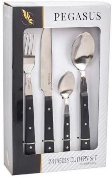 30-off-Pegasus-24-Piece-Cutlery-Set on sale
