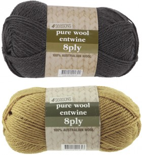 30-off-4-Seasons-Pure-Wool-Entwine-100g on sale