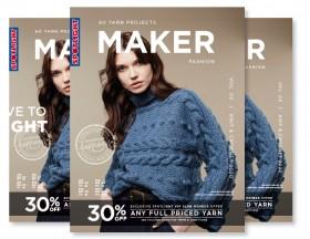 Maker-Fashion-Knit-Crochet-Volume-5 on sale