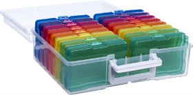 25-off-Francheville-17-Piece-Storage-Box-in-Rainbow on sale