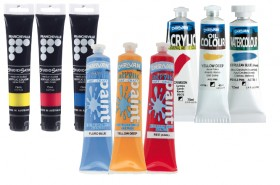 Buy-2-Get-3rd-FREE-Derivan-Francheville-Paints on sale
