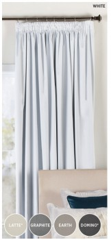 30-off-Multi-Blockout-Pencil-Pleat-Curtains on sale