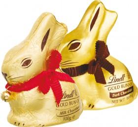 Lindt-Gold-Bunny-100g on sale