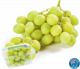 Australian-Autumn-Crisp-White-Grapes-Prepack-380g on sale