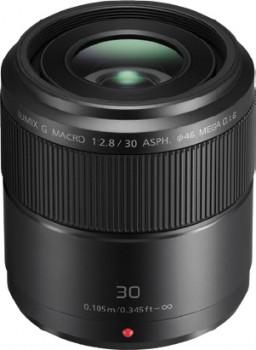 Panasonic-Lumix-G-30mm-f2.8-Macro-Lens on sale